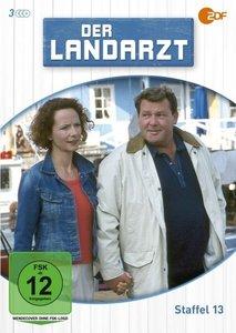 Der Landarzt. Staffel.13, 3 DVD