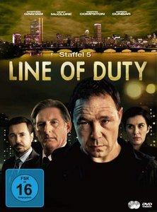 Line Of Duty. Season.5, 2 DVD