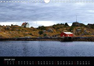 An Norwegens Küsten