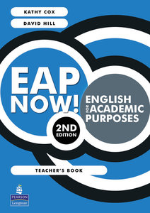 EAP Now! New Edition Teacher's Book