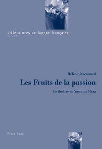 Les Fruits de la passion