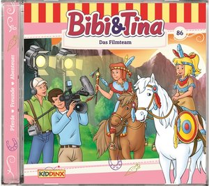 Bibi und Tina 86: Das Filmteam