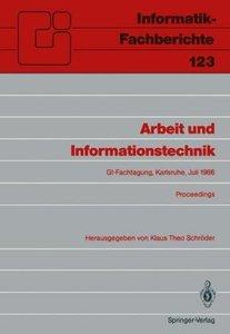 Arbeit und Informationstechnik