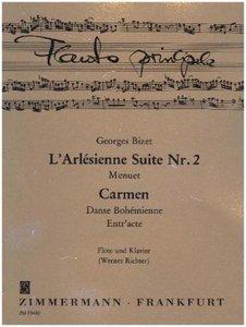 Menuett aus L\'Arlésienne-Suite Nr. 2