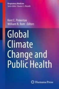 Global Climate Change and Public Health