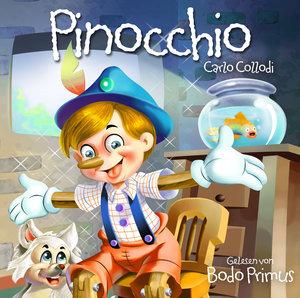 Pinocchio Von Carlo Collodi