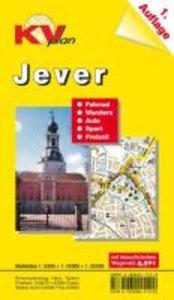 Jever 1 : 15 000