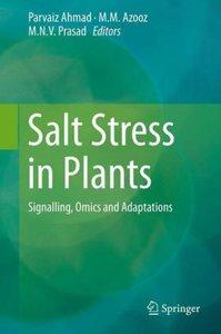 Salt Stress in Plants