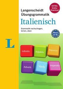 Langenscheidt Übungsgrammatik Italienisch - Buch mit PC-Software