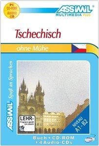 Assimil. Tschechisch ohne Lehrbuch und 4 Audio CDs und CD-ROM fü