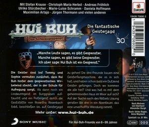 Hui Buh, Das Schlossgespenst, neue Welt - Die fantastische Geist
