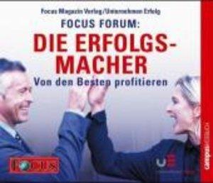 FOCUS-Forum: Die Erfolgsmacher/6 CDs