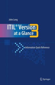 ITIL Version 3 at a Glance