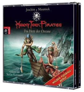 Honky Tonk Pirates 05. Das Herz der Ozeane