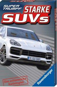 Ravensburger 203444 - Super Trumpf, Starke SUVs, Actionreiches K