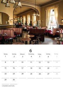 Wiener Cafehaus Kultur Monatsplaner 2020 30x42cm