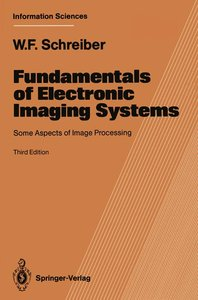 Fundamentals of Electronic Imaging Systems