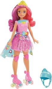 Mattel Barbie Die Videospiel-Heldin Lichtspiel Bellla Puppe