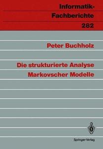 Die strukturierte Analyse Markovscher Modelle