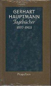 Tagebücher 1897 bis 1905