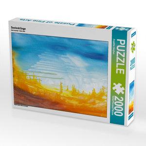 Seelenklänge 2000 Teile Puzzle quer