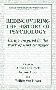 Rediscovering the History of Psychology