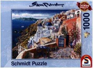 Schmidt Spiele 58560 - Blick von Santorin