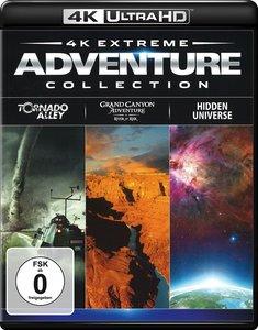 Extreme Adventure Collection - Tornado Alley, Grand Canyon Adven