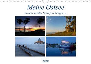 Meine Ostsee - einmal wieder Seeluft schnuppern