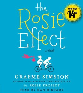 The Rosie Effect. Der Rosie-Effekt, 6 Audio-CDs, englische Versi