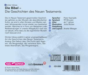 Die Bibel-Die Geschichte Des N