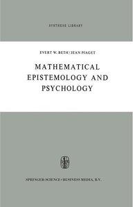 Mathematical Epistemology and Psychology