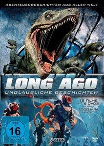 Long Ago - Abenteuergeschichten aus aller Welt, 6 DVD