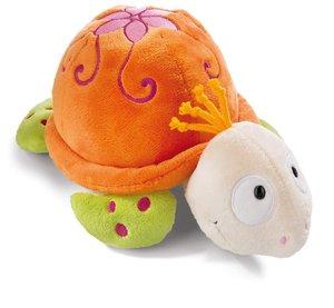 Nici 42200 - Kuscheltier Jolly Mäh Schildkröte Sula, 25 cm, oran