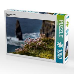 Klippen von Moher 1000 Teile Puzzle quer