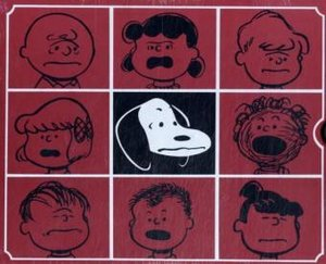 The Complete Peanuts Boxed Set 1955-1958
