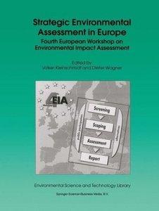 Strategic Environmental Assessment in Europe