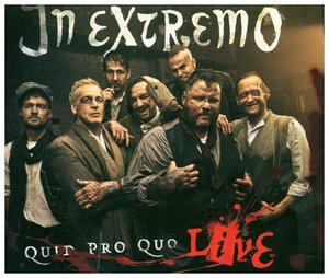 Quid Pro Quo-Live-(Limited Digipack Edition)