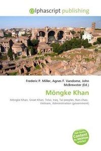 Möngke Khan