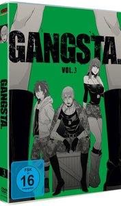 Gangsta - DVD 3