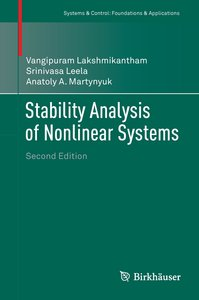 Stability Analysis of Nonlinear Systems