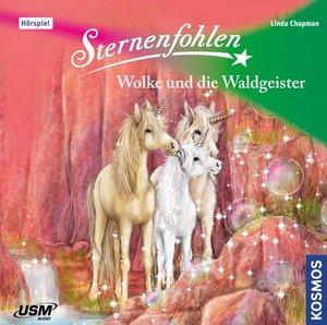 Sternenfohlen (Folge 16): Wolke und die Waldgeister, 1 Audio-CD