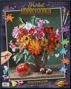 Schipper 609130778 - Malen Nach Zahlen, Herbstimpressionen