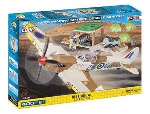 Cobi 5545 - Historical Collection, Supermarine Spitfire Desert A