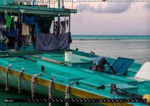 Malediven - echt - bunt - anders (Wandkalender 2019 DIN A2 quer)