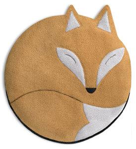 Der Fuchs Luca Sand / Mitternacht, Wärmekissen