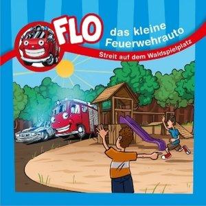Flo, das kleine Feuerwehrauto - Streit auf dem Waldspielplatz