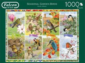 Seasonal Garden Birds (Puzzle)