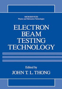 Electron Beam Testing Technology