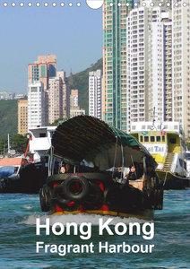 Hong Kong - Fragrant Harbour (Wall Calendar 2020 DIN A4 Portrait